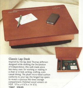 Acorn S Clic Lap Desk