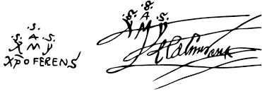 columbus signature#1